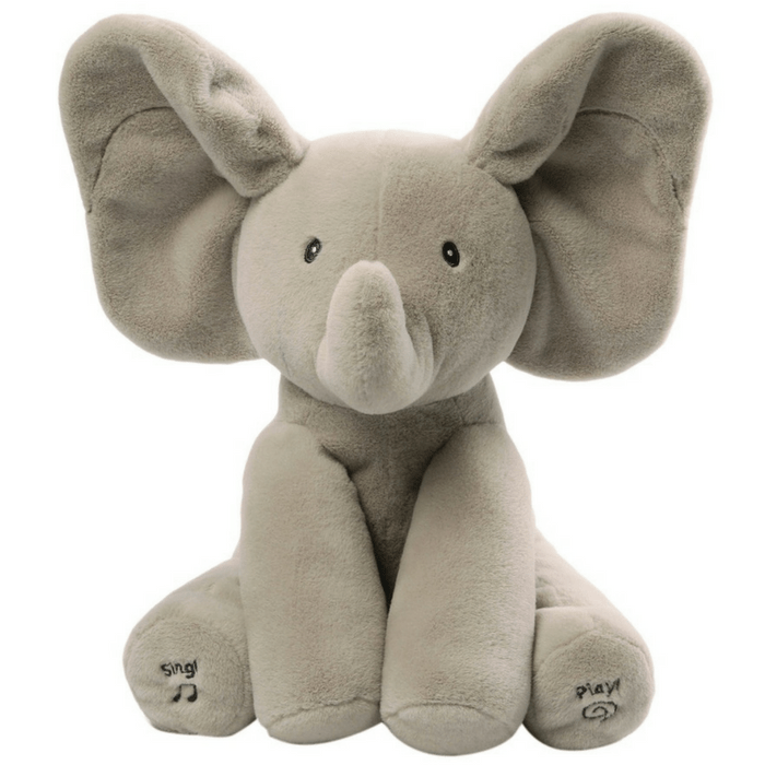 Flappy The Elephant Plush Toy Just $20.44! Down From $40!