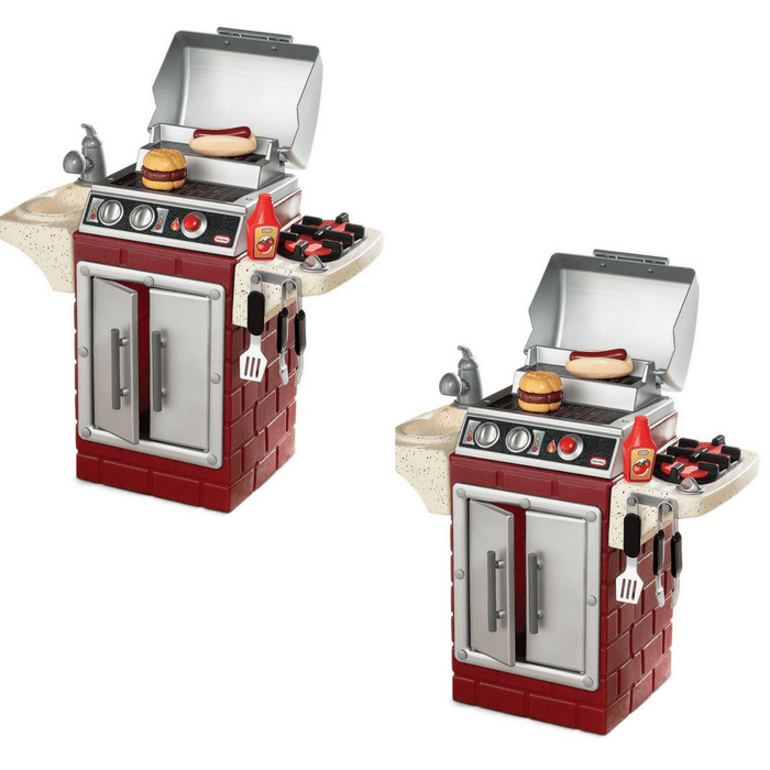 Little Tikes Barbeque Grill Just $30.99! Down From $70! PLUS FREE Shipping!