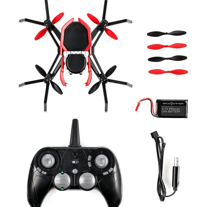 Spider Edition Drone Just $44.89! Down From $100! PLUS FREE Shipping!