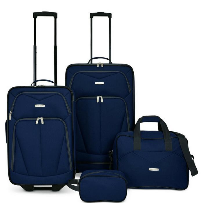 Kingsway 4-Piece Luggage Set