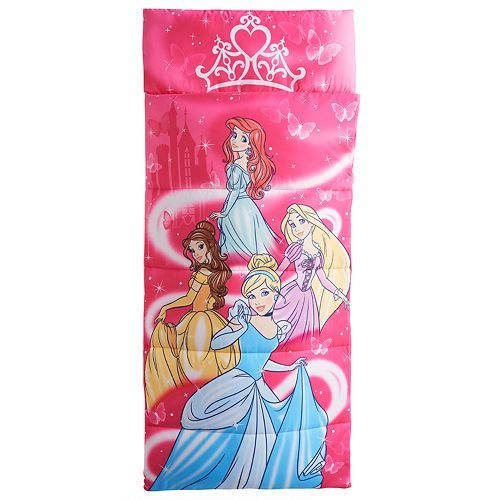 Disney & Star Wars Character Sleeping Bags Only $9.59! Down From $49.99!