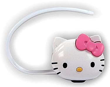 Hello Kitty Headset