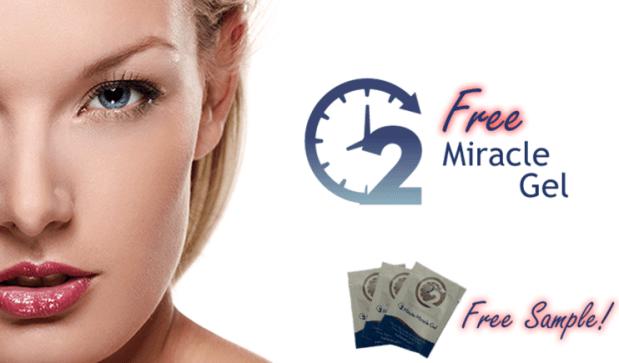 FREE 2 Minute Miracle Gel Sample!