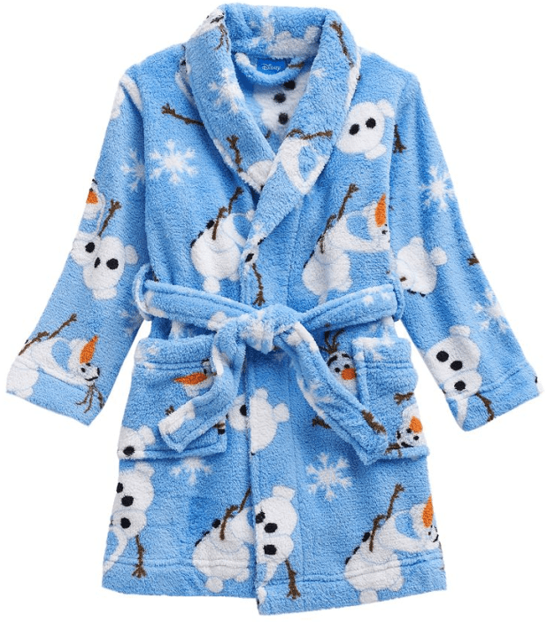 Robe And Pajama Sets As Low As $6.40!  Olaf, Carter's, Adults And More!