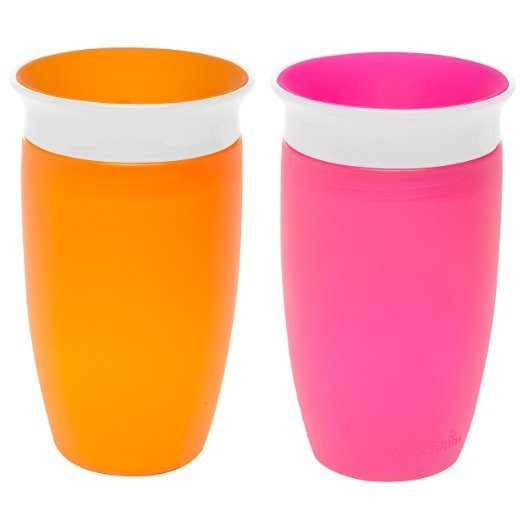 Munchkin Miracle 360 Sippy Cup (2 Pk) Only $10.19 (Reg. $13)!