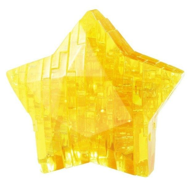 Star 3D Crystal Puzzle Only $4.99 Ships FREE!0
