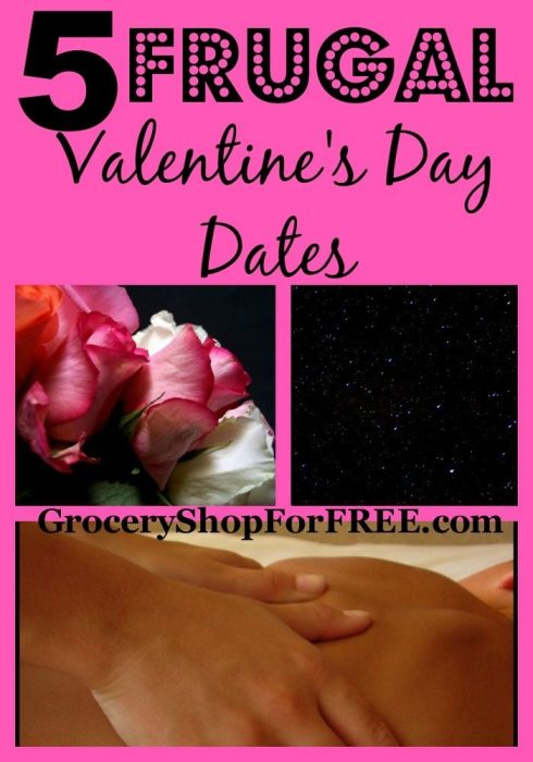 5 Frugal Valentine's Day Dates!