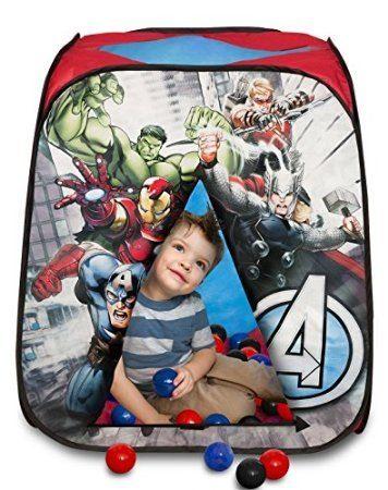 Playhut Avengers Ball Pit Only $10.46 (Reg. $24.99)!