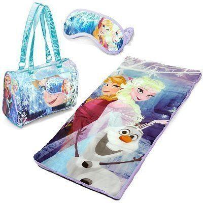 Disney Frozen Sleeping Bag Sleepover Set Just $28.95 Shipped (Reg. $89.99)!