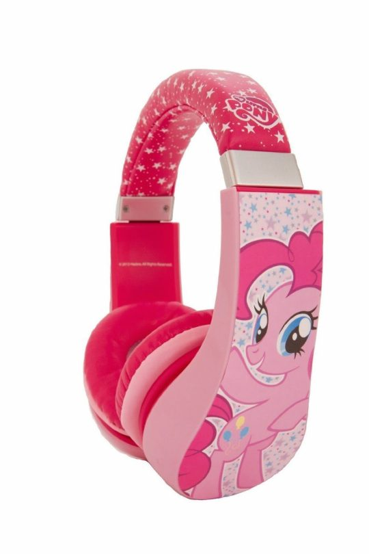 My Little Pony Over the Ear Headphones Only $14.88 (Reg. $49.99)!