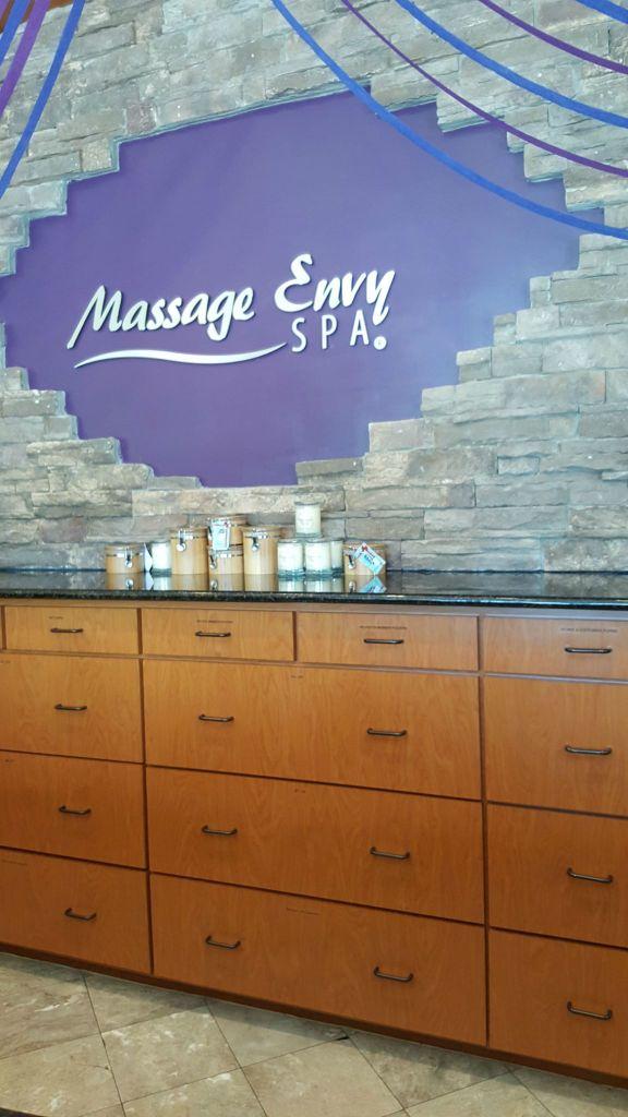 My Trip To Massage Envy Spa!