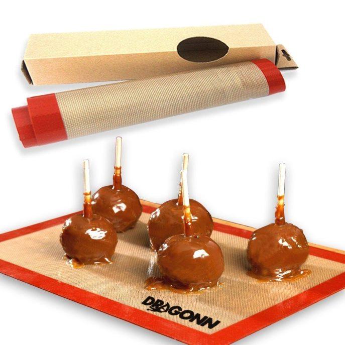 DRAGONN® Premium Non-stick Silicone Baking Mat Set Only $11.99 (Reg. $29.99)!