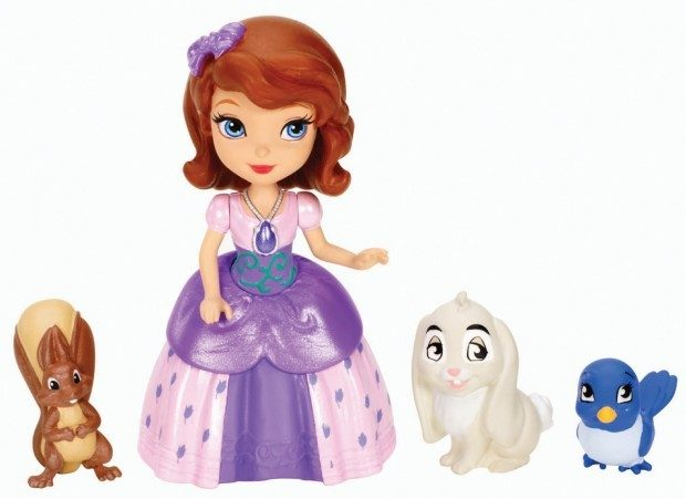 Disney Sofia The First Sofia and Animal Friends Fashion Doll Playset Only $6.90 (Reg. $11.99)!