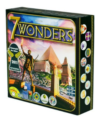7 Wonders Just $19.04 Down From $50!