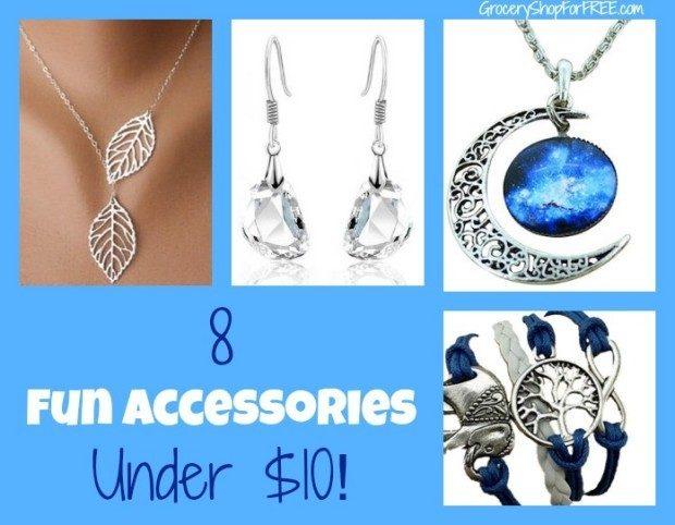 8 Fun Accessories Under $10