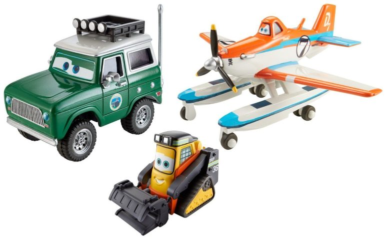 Disney Planes: Fire and Rescue Die-Cast Toy (3-Pack) Only $9.25 (Reg. $20.99)!