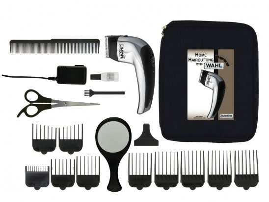 Wahl Deluxe 18-piece Do It Yourself Haircut Kit Just $20.16 Down From $99.99 At GearXS! Ships FREE!