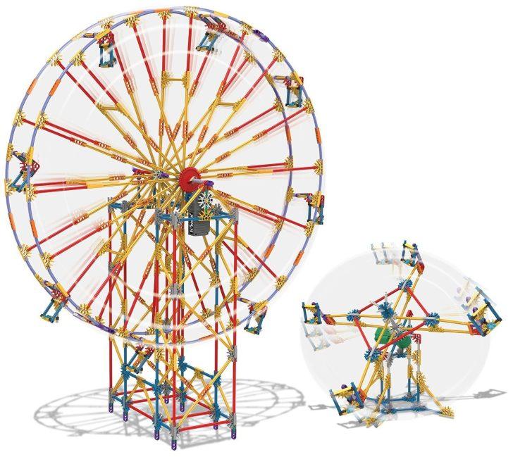 K'NEX 2-in-1 Ferris Wheel Building Set Amazon Exclusive Only $28.27 (Reg. $59.99)!