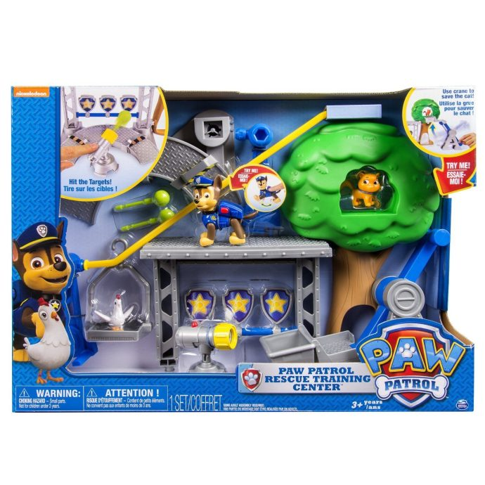 Paw Patrol Rescue Training Center Playset Only $17.49 (Reg. $29.99)!