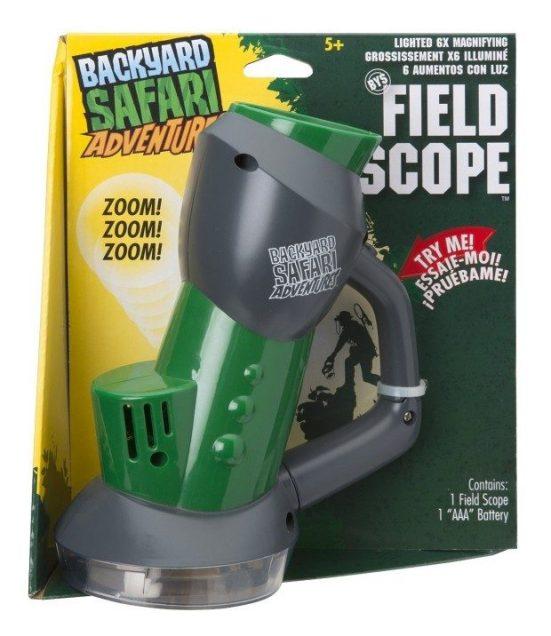 Backyard Safari Field Scope Only $7.79 (Reg. $12.99)!