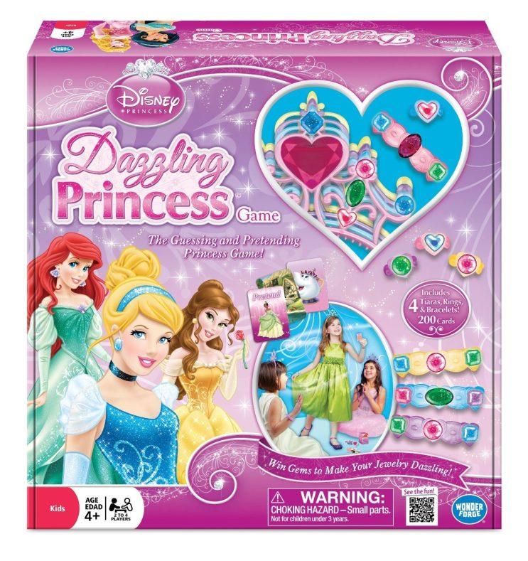 Dazzling Princess Board Game Only $8.81 (Reg. $19.99)!