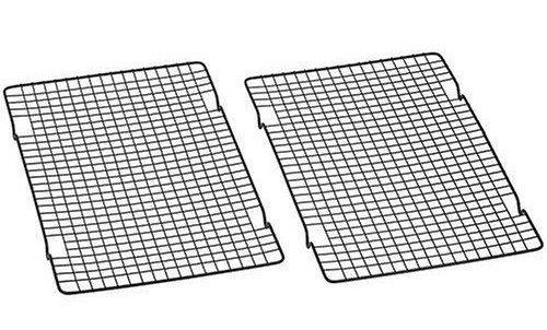Set of 2 Baker's Secret 10-by-16-Inch Nonstick Cooling Rack $8.29!
