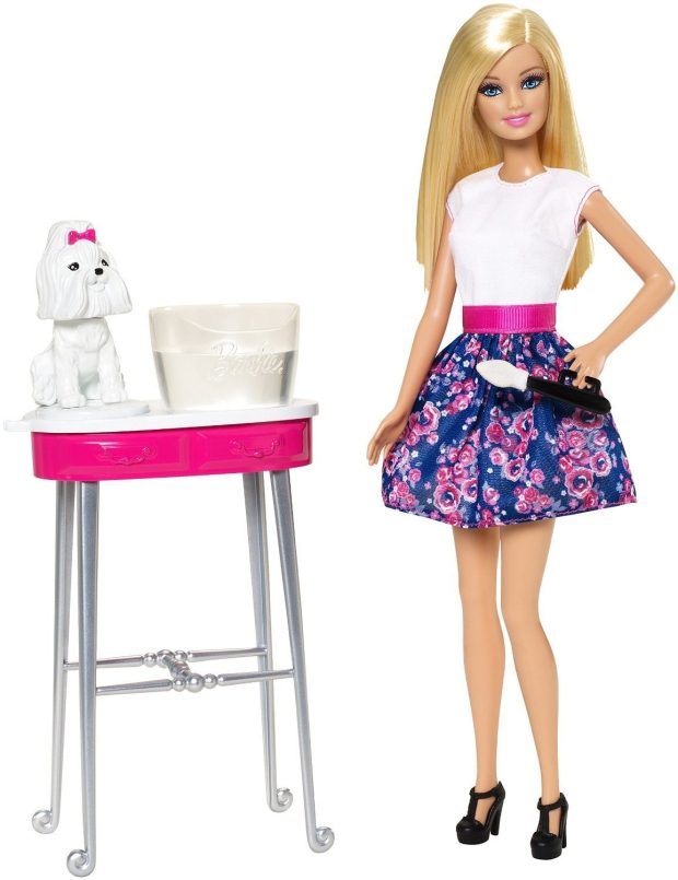 Barbie Color Me Cute Doll Just $9.98! (reg. $19.99)
