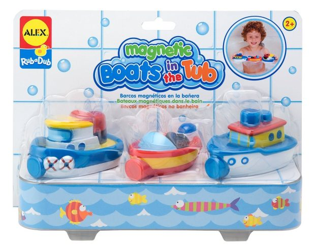 Rub a Dub Magnetic Boats in the Tub Just $12.08 (Reg. $18.50)!