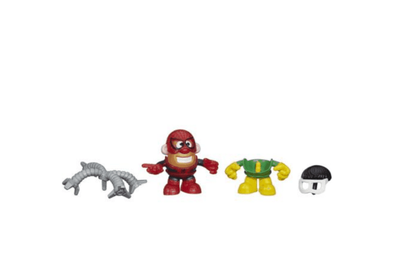 CLEARANCE - Playskool Mr. Potato Head Marvel Mixable Mashable Heroes as Spider-Man and Doc Ock ONLY $5.44!