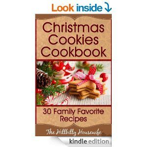Christmas Cookies Cookbook - 30 Family Favorite Recipes