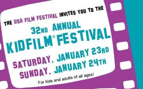 FREE USA Film Festival 32nd Annual KidFilm® Festival In Dallas!