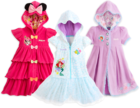 Disney Personalized Swim Cover-Ups Only $7.99! Down From $23!