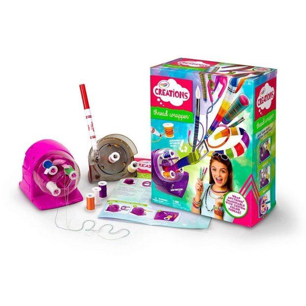 Crayola Thread Wrapper Just $7.54! (reg. $24.99)