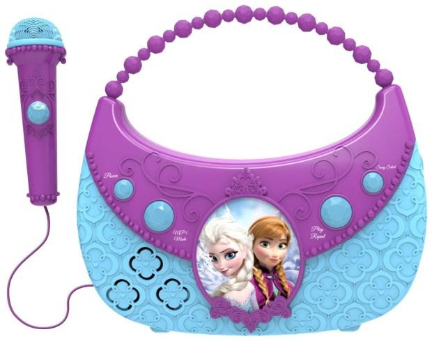 Disney Frozen Cool Tunes Sing Along Boombox Just $18.99 (reg. $29.99)
