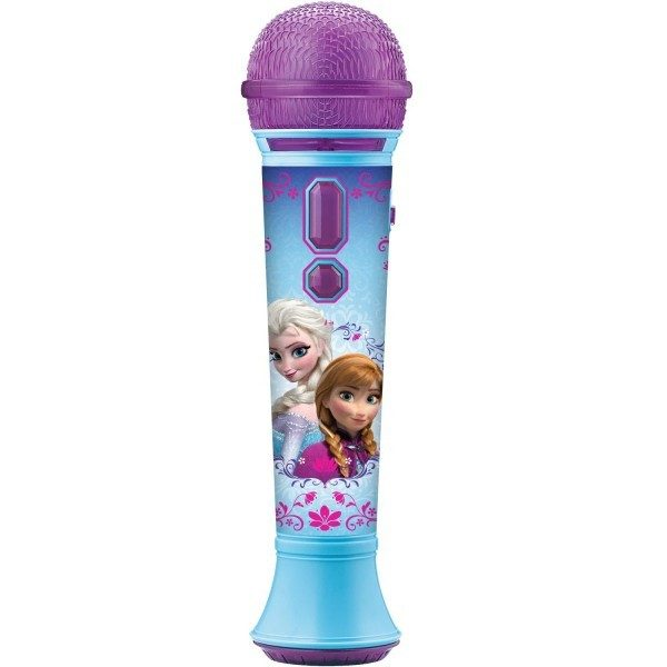 Disney Frozen Magical MP3 Microphone Just $6.49!