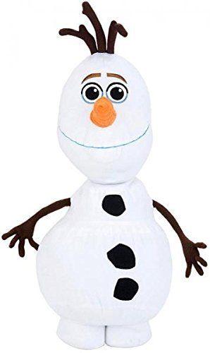 Disney Frozen Olaf Cuddle Pillow Just $6.83! (reg. $34.99)