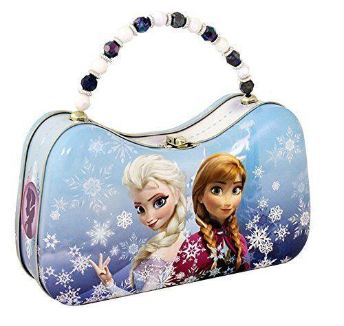 Disney Frozen Scoop Carry All Tin