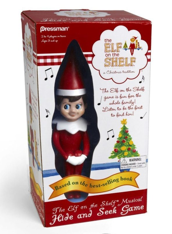Elf on The Shelf Hide and Seek Game Just $8.41 + FREE Shipping with Prime!