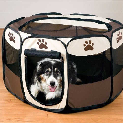 Etna Pet Play Pen Just $22.94! (lowest price)