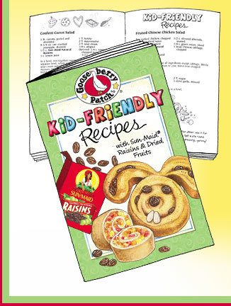 FREE Gooseberry Patch Kid-Friendly Recipes Book