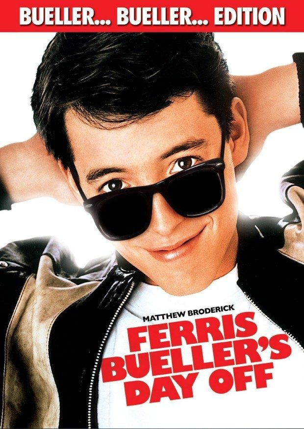 Ferris Bueller's Day Off Only $4.99 + FREE Shipping with Prime!