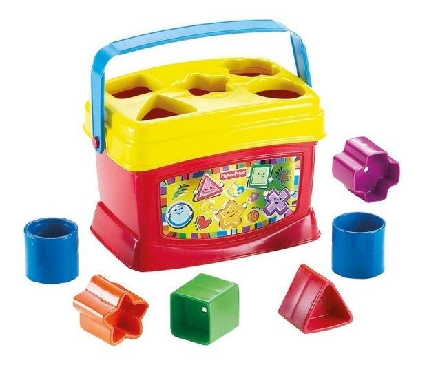 Fisher-Price Brilliant Basics Baby's First Blocks Just $5.51!