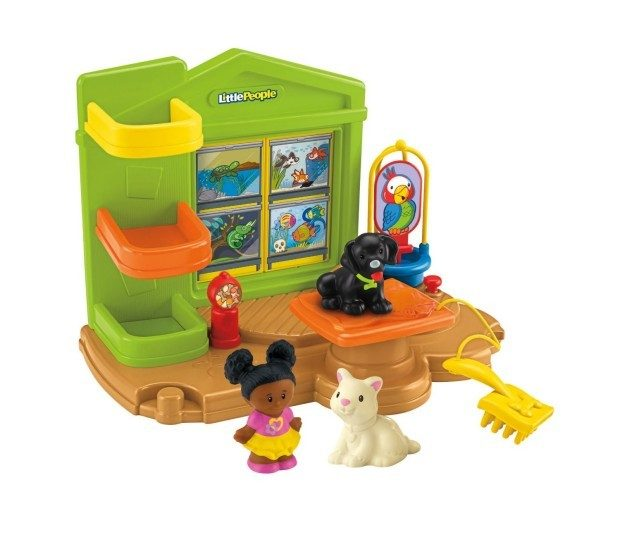 Fisher-Price Little People Pet Center Just $5.18! (reg. $14.99)