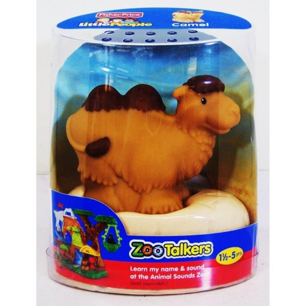 Fisher Price Little People Zoo Talkers - Camel - Just $4.89!