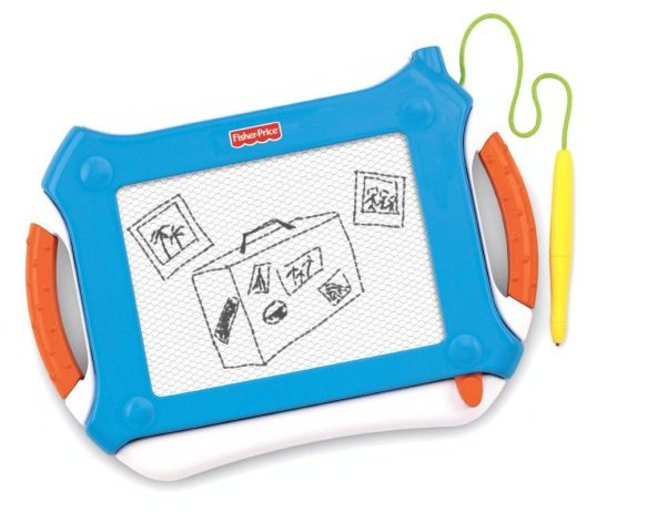 Fisher-Price Travel Doodler Pro Only $9.99 + FREE Shipping with Prime!