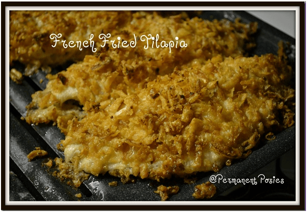 French Fried Tilapia!
