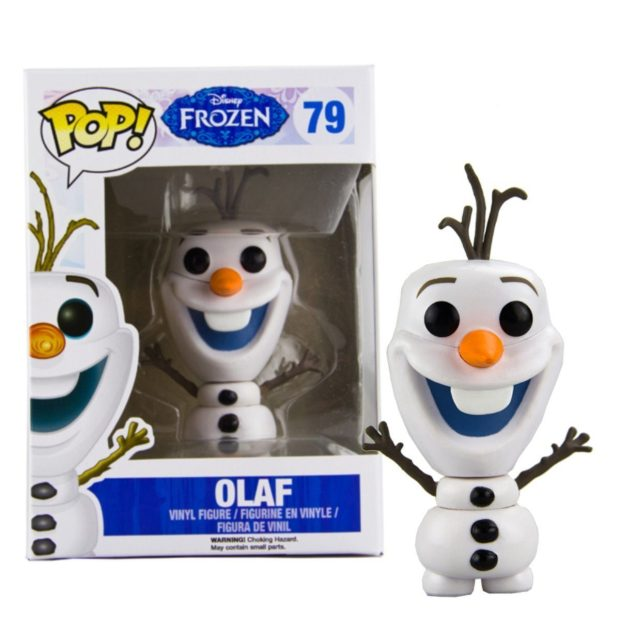 Frozen Olaf Action Figure Just $4.75!