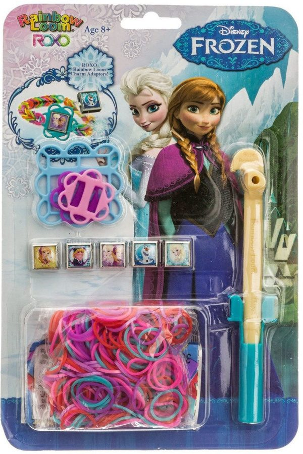Frozen Rainbow Loom Kit