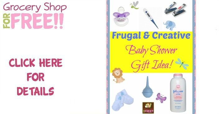 Fun, Frugal & Meaningful Gift Ideas!  Baby Shower Gift!