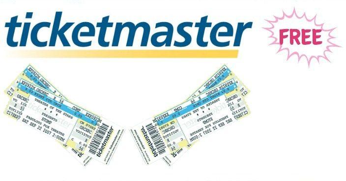 FREE Ticketmaster Tickets!